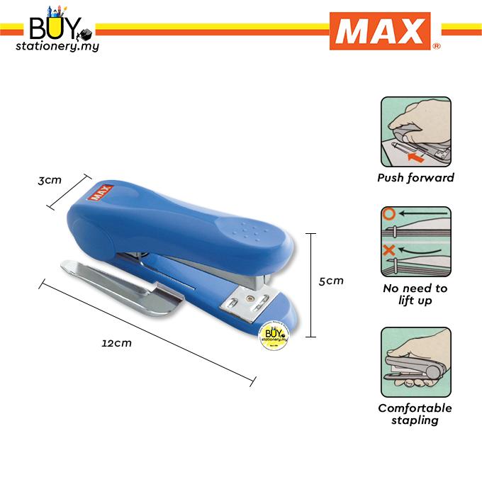 Max Stapler Ergonomic Style HD-88R (PCS)