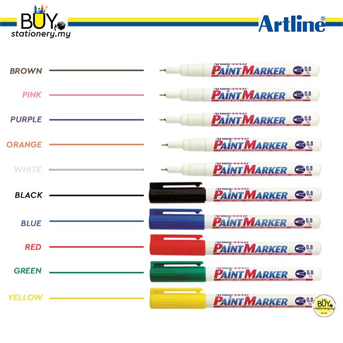 Artline Paint Marker 444XF 0.8mm - (PCS)