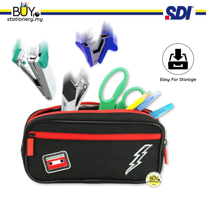 SDI No.10 Stapler Set 6103N 6123N - (3s/CARD)