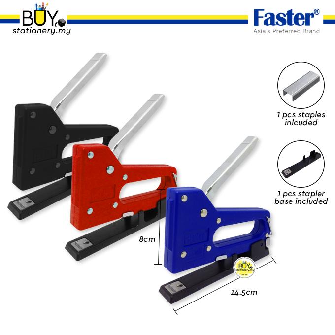 Faster Mini Tacker/Gun Tacker and Stapler SF-8818 for DIY Duties - (1s/PCS)