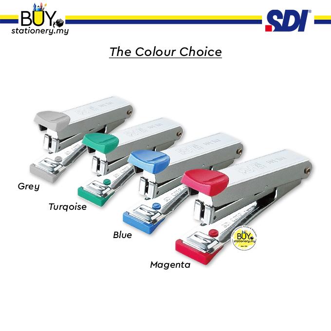 SDI No.10 Stapler Set Series 6122N - (CARD)
