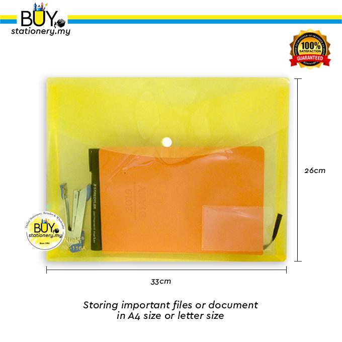 A4 Colour Document File - (PCS)